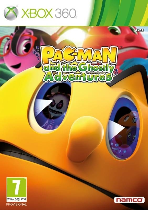 Pac-Man and the Ghostly Adventures (Xbox 360)